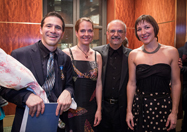 With Adam Kent, Jennifer Roig-Francolí, and Julia MacLaine
