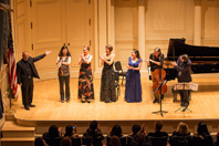 Weill Hall Recital